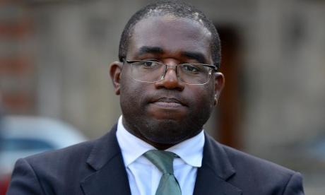 MP David Lammy shares 'disgusting' letter of abuse paid for by taxpayer