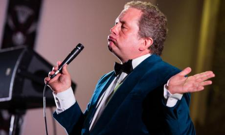 Jon Culshaw gives a Donald Trump impression masterclass