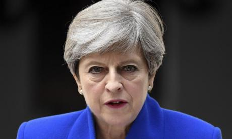 Theresa May under pressure to make progress in Brexit over Irish border issue