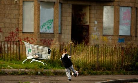 Poverty progress at risk of reversing back 20 years