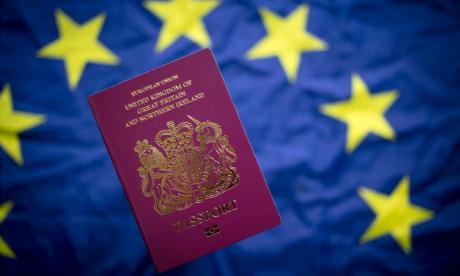 'Should've just bought Nigel Farage a blue holder' - Many angered over UK passports becoming blue