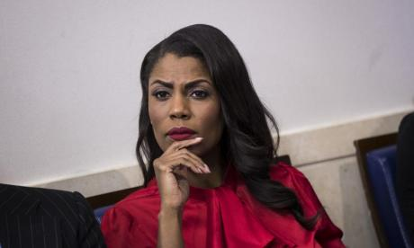 Outgoing Trump aide Omarosa Newman speaks out about time in the White House