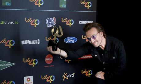 Bono's rant has proved rather divisive, to say the least