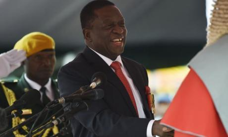 Emmerson Mnangagwa appoints members to his cabinet in Zimbabwe
