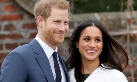 Kensington Palace announces wedding date of Prince Harry and Meghan Markle