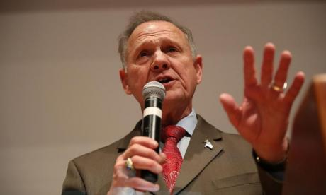 Roy Moore still refuses to admit defeat as Republican Party descends into civil war