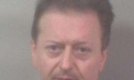 Martin McGlasson has been jailed for controlling behaviour (Kent Police)