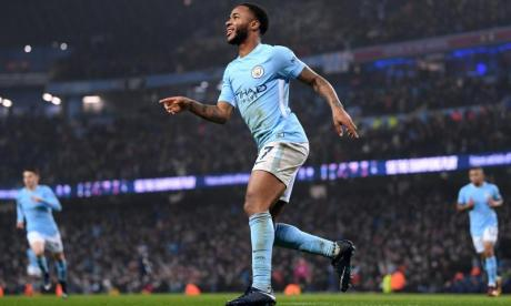 Sterling joined City from Liverpool in 2015