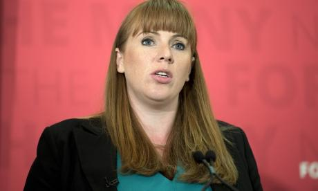 Theresa May made a misguided attempt to mock Angela Rayner