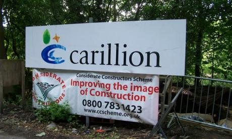 Carillion has announced it has entered liquidation