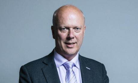 Chris Grayling was the subject of another PR embarrassment for the Tories today