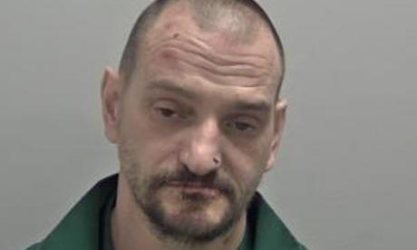 David Clarke pleaded guilty to holding two people hostage at gunpoint