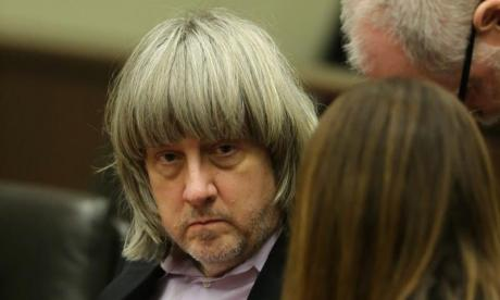 David Turpin and his wife are accused of various acts of abuse and torture