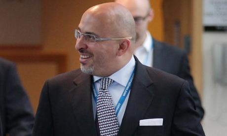 Presidents Club: 'MP Nadhim Zahawi's dressing down was probably quick conversation and drink', says Katie Perrior