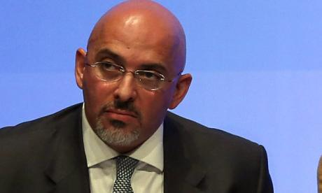 Government minister Nadhim Zahawi given 'dressing down' by Tory chief whip over Presidents Club dinner