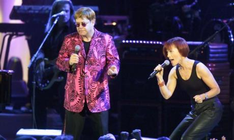 Singer Kiki Dee on 'natural melody man' Elton John's retirement