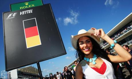 Formula 1 to stop using grid girls after darts walk-on verdict