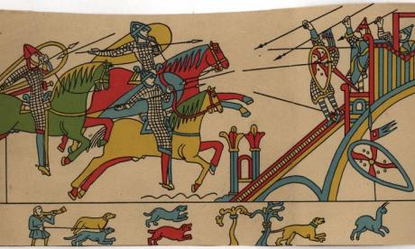 Bayeux Tapestry could leave France for first time in 950 years to be displayed in UK