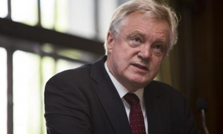David Davis warns EU it cannot 'cherry pick' free trade deal