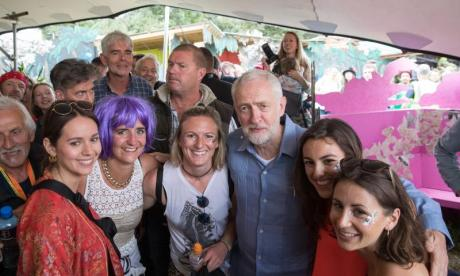 'Youthquake' during general election fuelling support for Jeremy Corbyn is myth, research shows