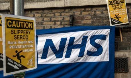 New figures show 12 NHS Trust reached 100% occupancy in December