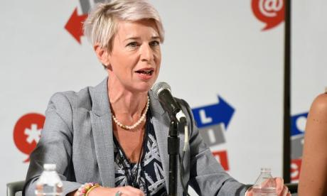 Katie Hopkins has suggested immigrants are placing an intolerable burden on the NHS