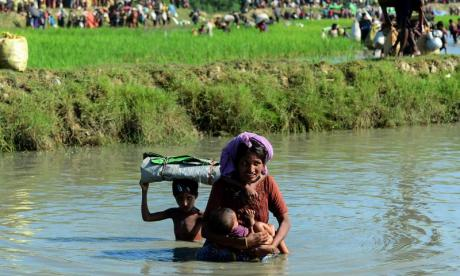 48,000 babies expected to be born in Rohingya refugee camps this year