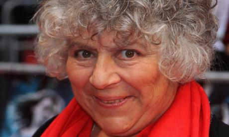 Miriam Margolyes on her new TV show Miriam's Big American Adventure