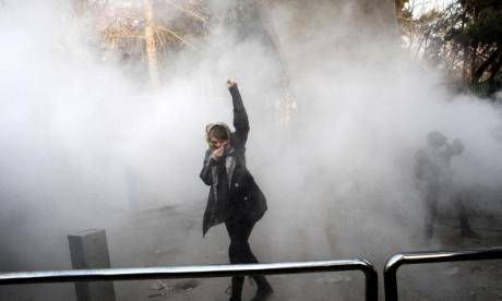 Iran unrest: 'We must uphold the rights of the Iranian people', says politics professor
