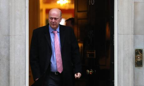 RMT union slams Chris Grayling 'specialist in failure' ahead of select committee questioning