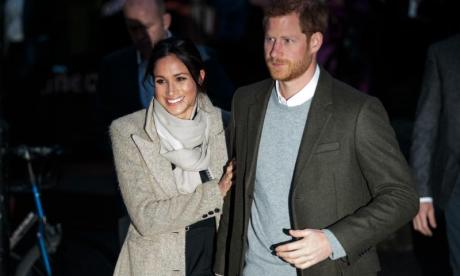 Prince Harry and Meghan Markle to visit Cardiff and meet residents