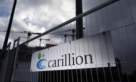 Theresa May's Cabinet meets as it faces scrutiny over Carillion collapse