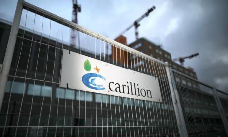 Carillion had just £29 million in cash when it collapsed, says interim chief executive