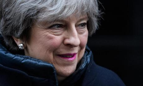 'I am not a quitter' - Theresa May speaks out over leadership