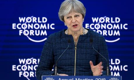 Theresa May: 'The leopard needs to leap out of her cage and impose authority', says MP Bernard Jenkin