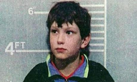 Venables and his friend Robert Thompson tortured and killed two-year-old James in Liverpool in 1993 when they were both aged 10
