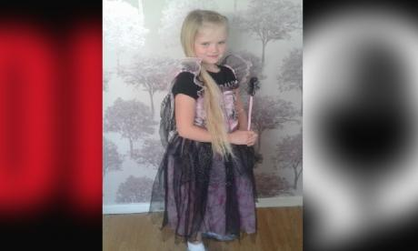 Mylee was found with knife wounds on Saturday