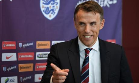 Neville has said the tweets don't reflect his character