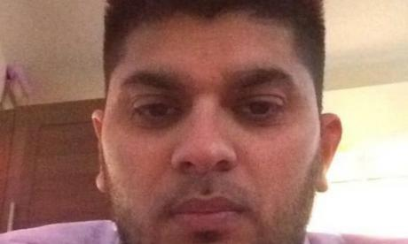 Raja Ali was chased down the street before being stabbed and beaten with weapons