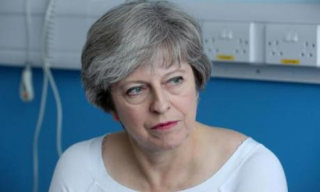 Theresa May has received further negative publicity