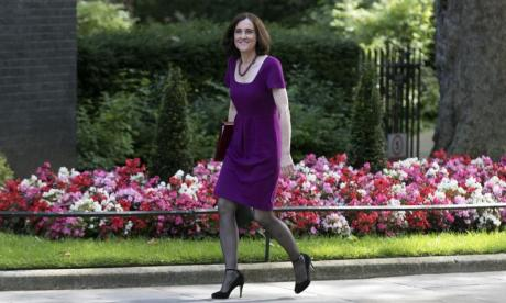 Theresa Villiers spoke to talkRADIO this morning
