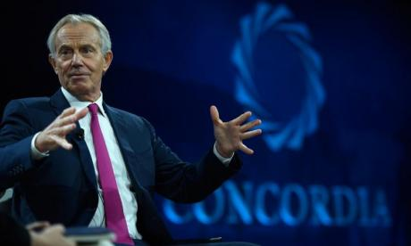 Blair believes British people should have right to reconsider