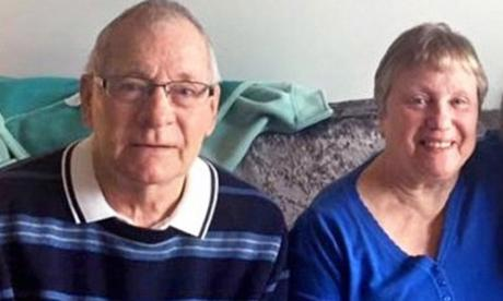 Pensioner arrested on suspicion of murdering 82-year-old husband