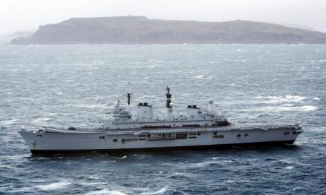 Chinese state media claims UK sailing in South China Sea is attention-seeking