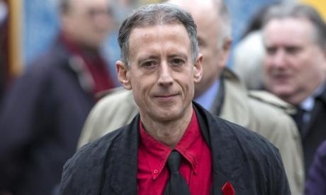 Peter Tatchell backs call for opposite-sex civil partnerships