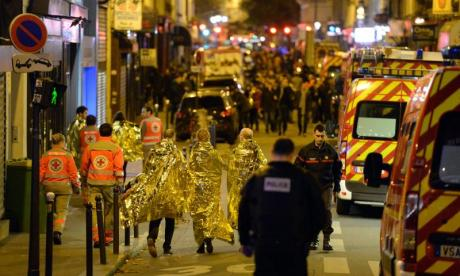 Woman arrested for 'posing as Paris terror attack victim for compensation'