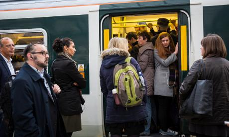 'Overcrowding shows rail industry is a victim of its own success', says campaigner