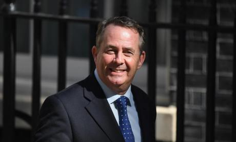 Brexit: Liam Fox to warn against Jeremy Corbyn's 'sell-out of Britain's national interests'