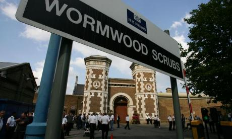 Four arrested over inmate stabbed to death at Wormwood Scrubs prison
