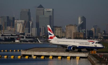 London City Airport closed due to Work War Two bomb discovery